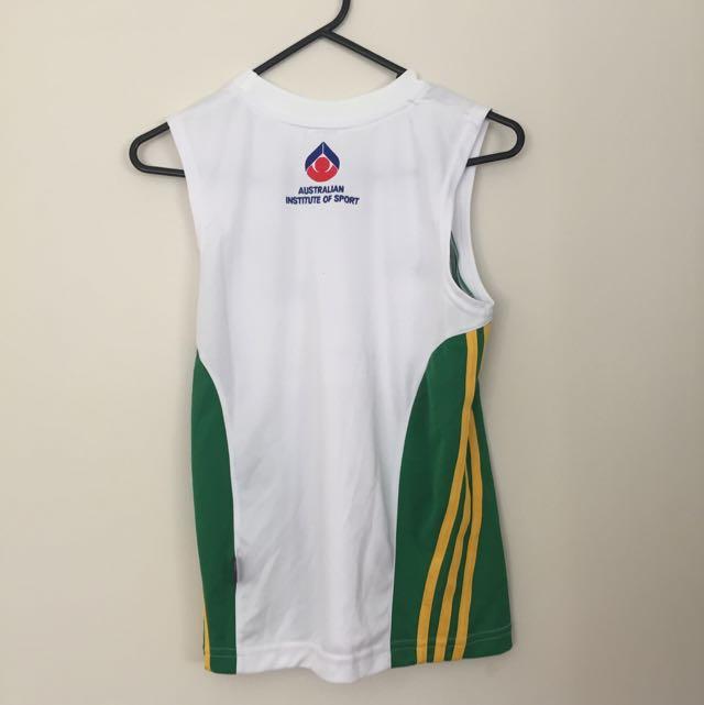 Australia Cricket Short sleeve top