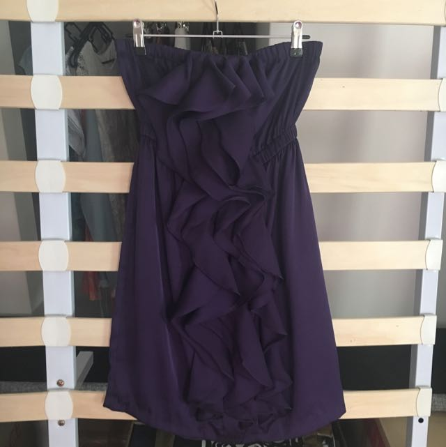 Bardot Cocktail Dress Size 10 (tiny fit- fits 6-8)