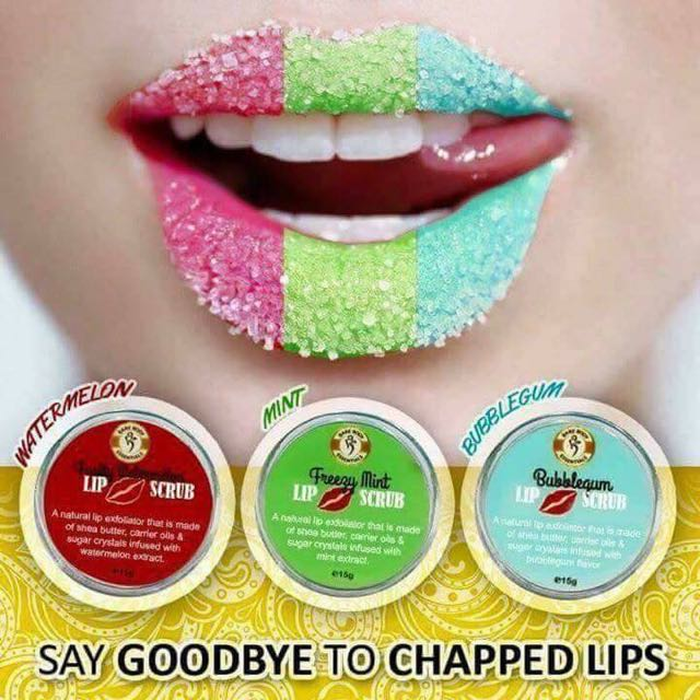 Barebody Lip Scrub
