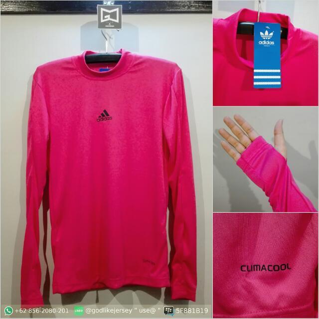 Baselayer / Manset Adidas Pink