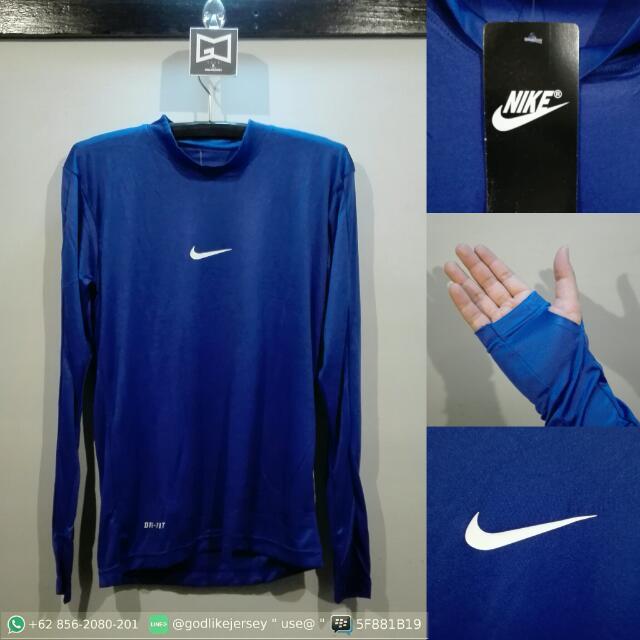 Baselayer / Manset Nike Biru