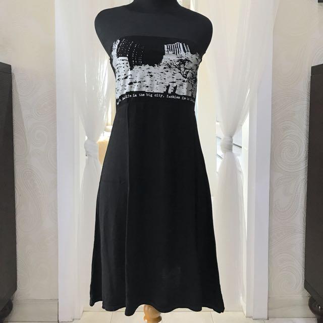 Body & Soul Tube Dress