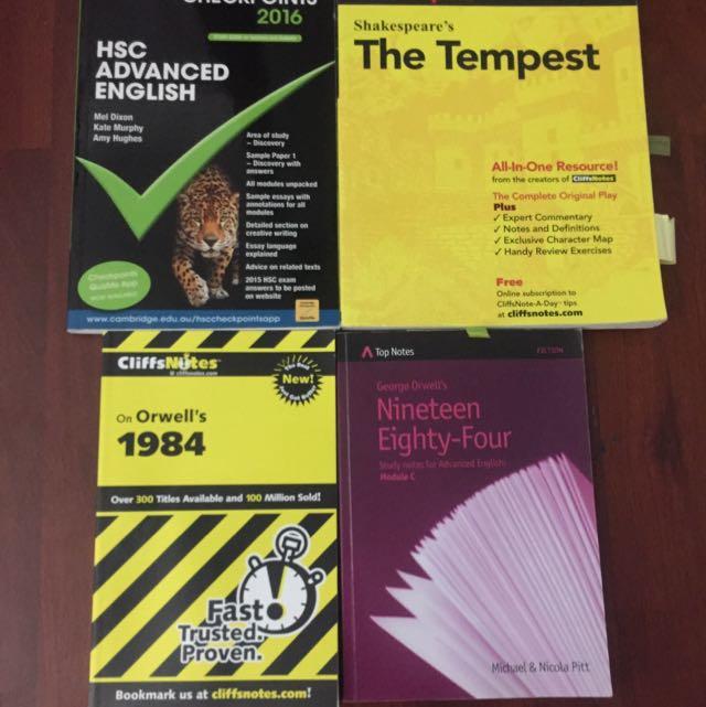 Brand New Advanced English Textbooks