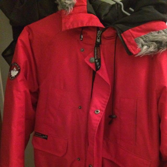 Canada Weather Gear Winter Coat
