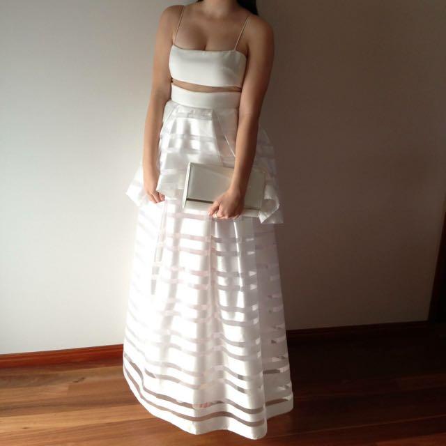 Carla Zampatti Gown (Bridal)