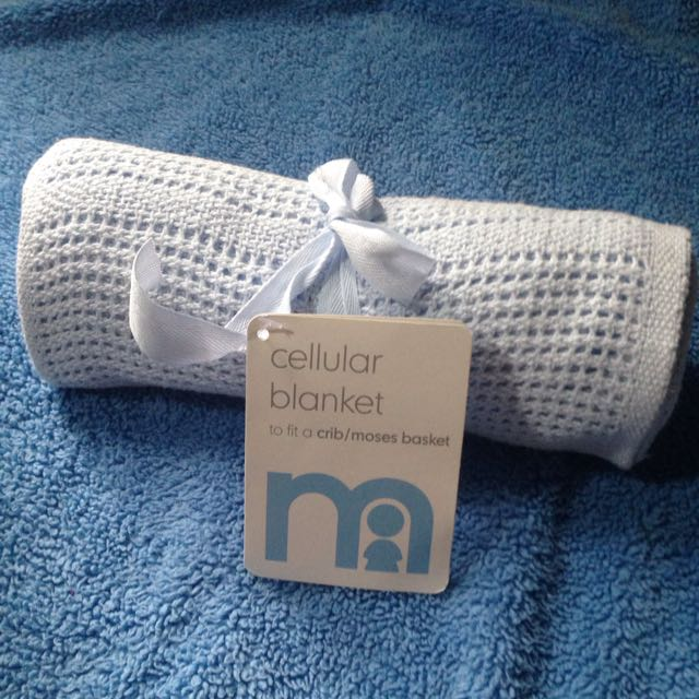 Cellular Blanket Mothercare