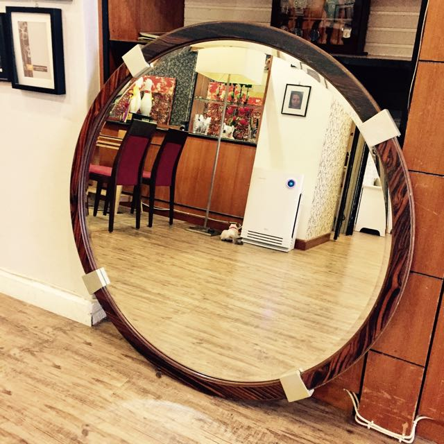 Cermin Hiasan Utk Ruang Tamu Bilik Tidur Home Furniture Décor On Carou