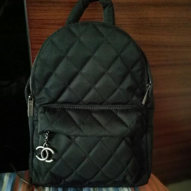 Chanel Bagpack