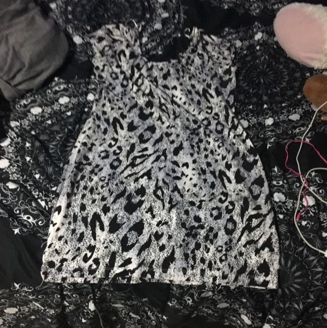 Cheetah Print Dress?