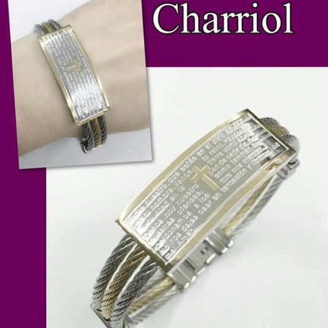 CJARRIOL CROSS BANGLE
