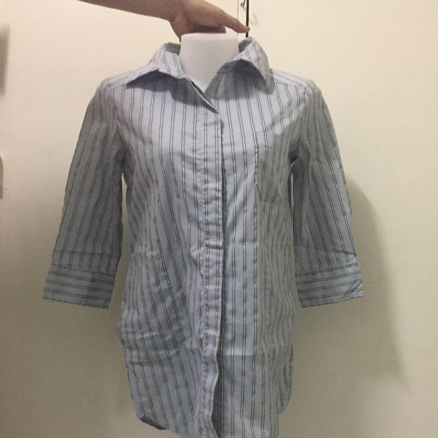 CLN Mini Dress Top