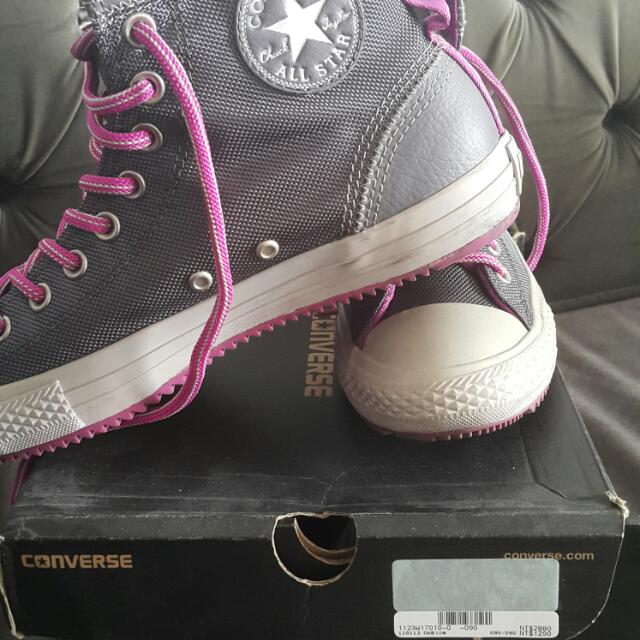 converse鞋