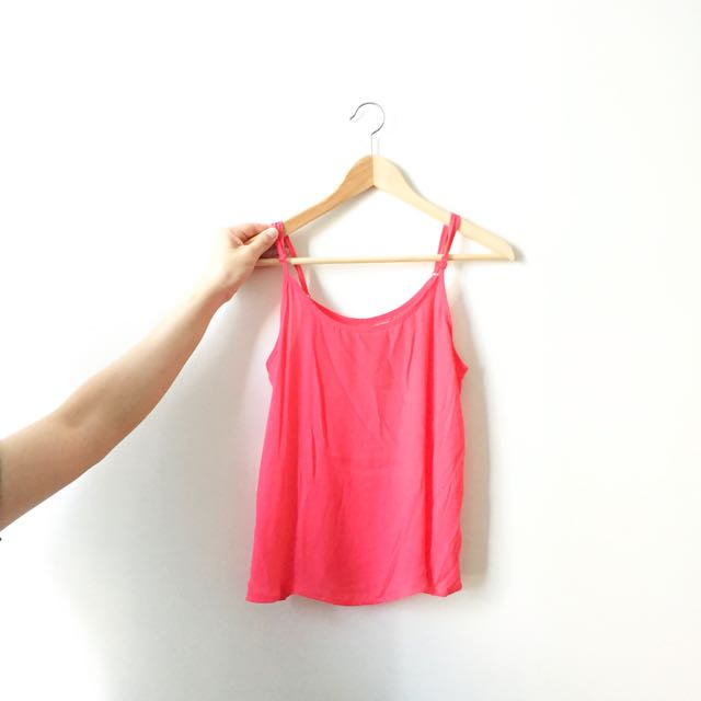 Cotton On Cropped Singlet