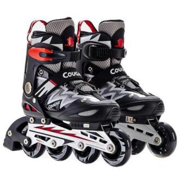 Cougar inlane Skate   Sepatu Roda 67bb2f44c0