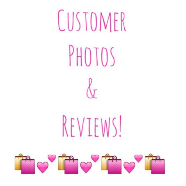 Customer Photos And Reviews!