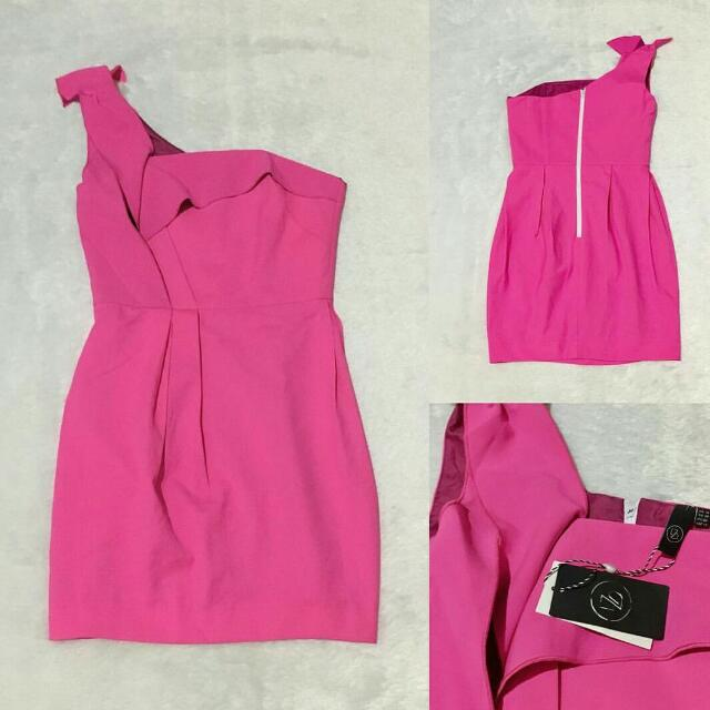 Dress Pink LZD (authentic)