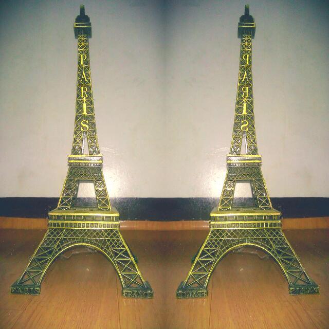 Eifel Tower Model