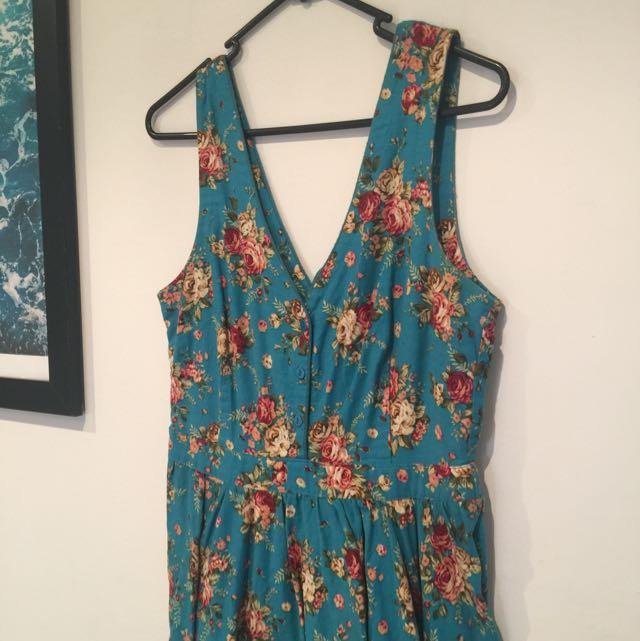 Floral Dress 14
