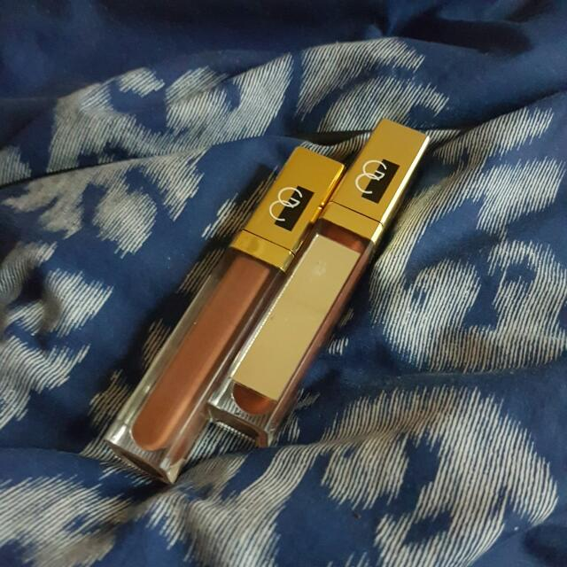 Gerard Cosmetics Lip gloss' in Cocoa Bean and Jewel