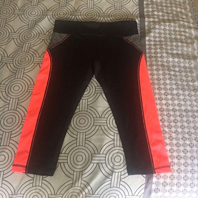 Gym Pants (3/4)
