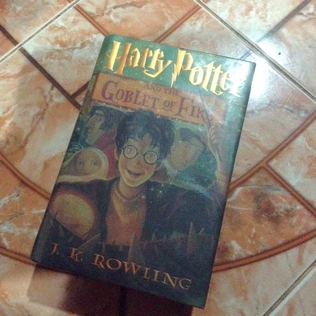 Harry Potter and the Goblet of Fore