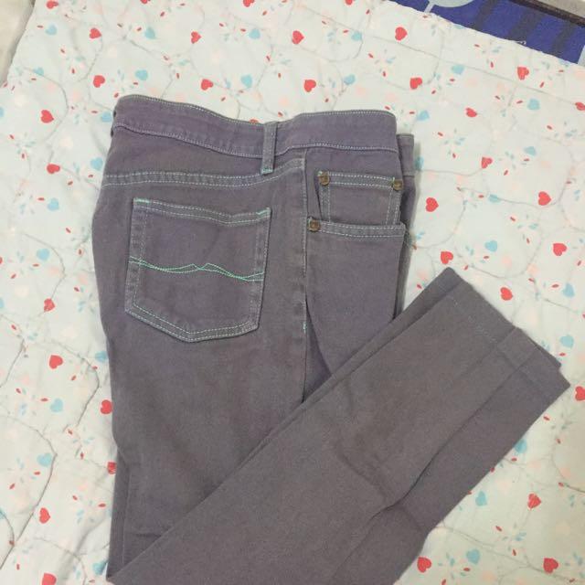 Herbench Skinny Pants