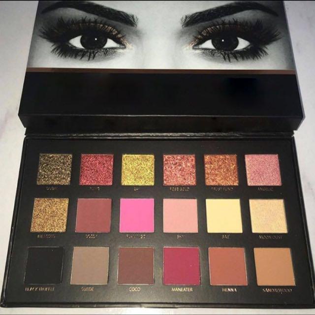 Huda Eyeshadow