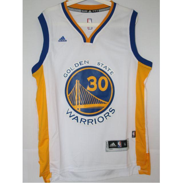 244755df NBA Swingman Jersey Stephen Curry Golden State Warriors #30 White ...