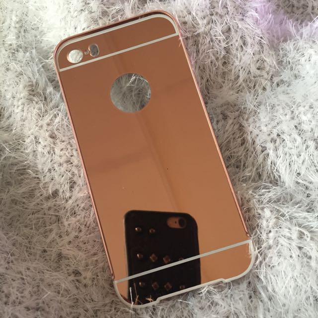 Iphone 5/5s Case Rose Gold
