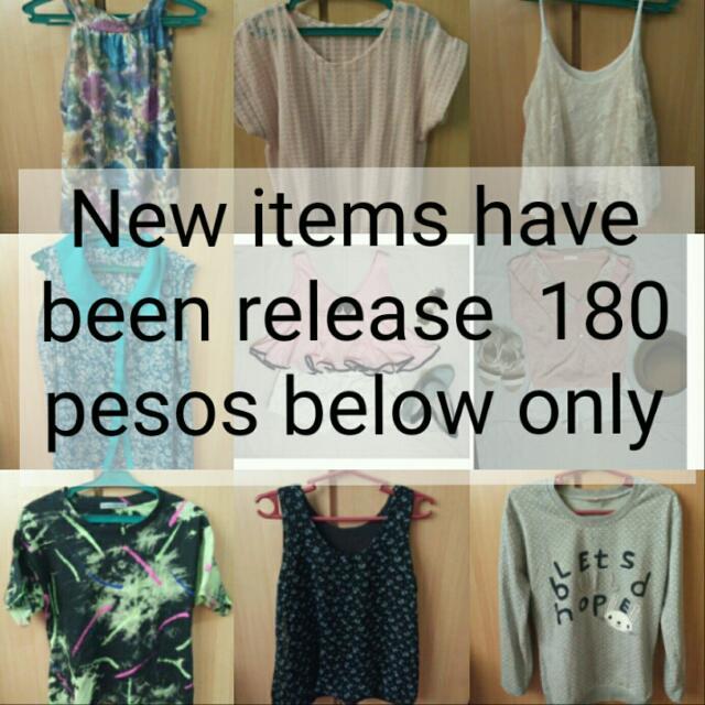 Items 180 Below