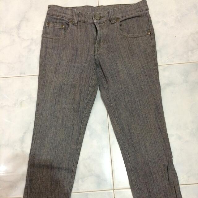 Jeans Triset Size S MURAH