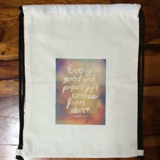 Katsa Drawstring Bag