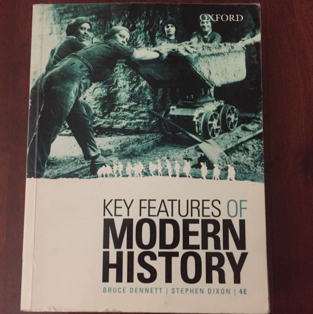 Key Features Modern History