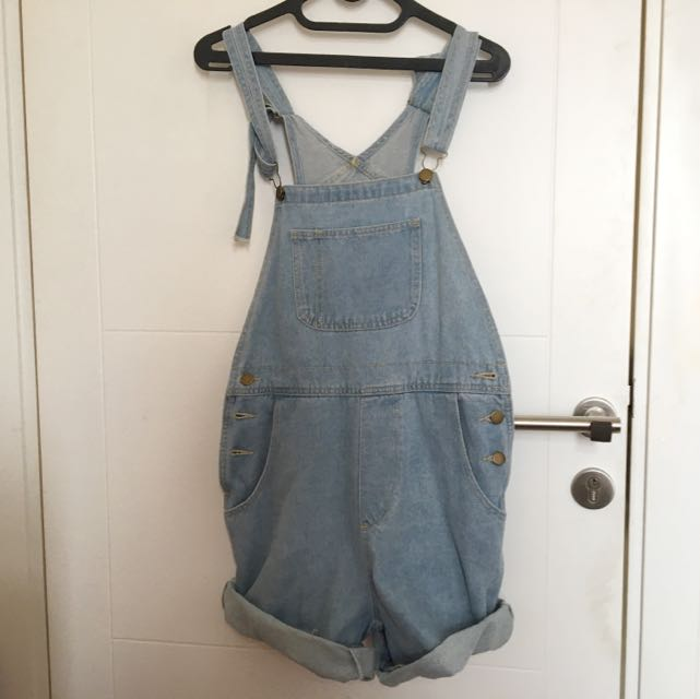Korean Style Dungaree