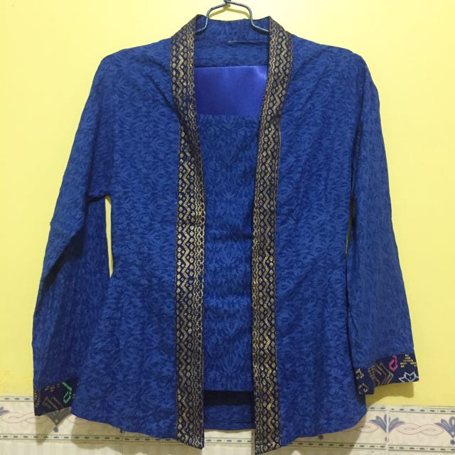 Kutubaru Blue Electric + Pashmina Velvet