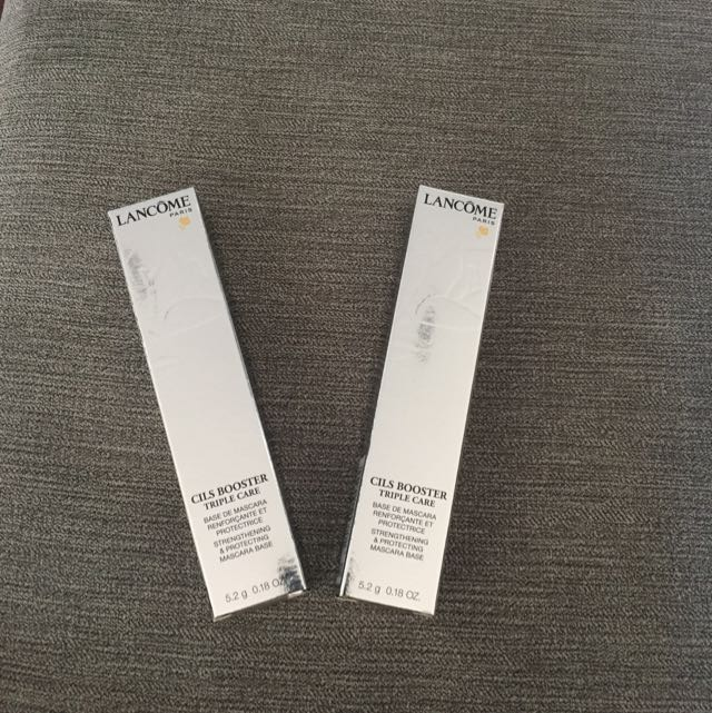 Lancôme Cils Booster Triple Care Mascara Base