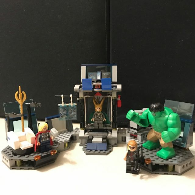 Lego 6868(復仇者聯盟)