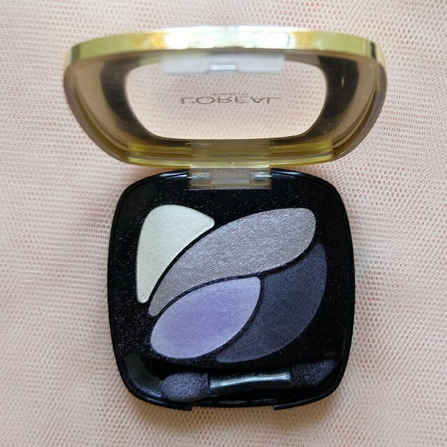 Loreal Paris Color Riche Les Ombres Eye Shadow Palette - Lilas Cheri