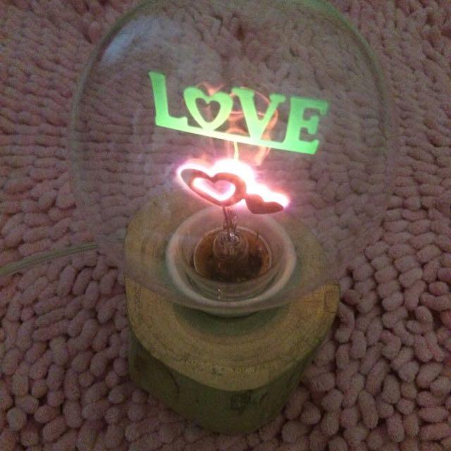 LOVE愛心💗小夜燈