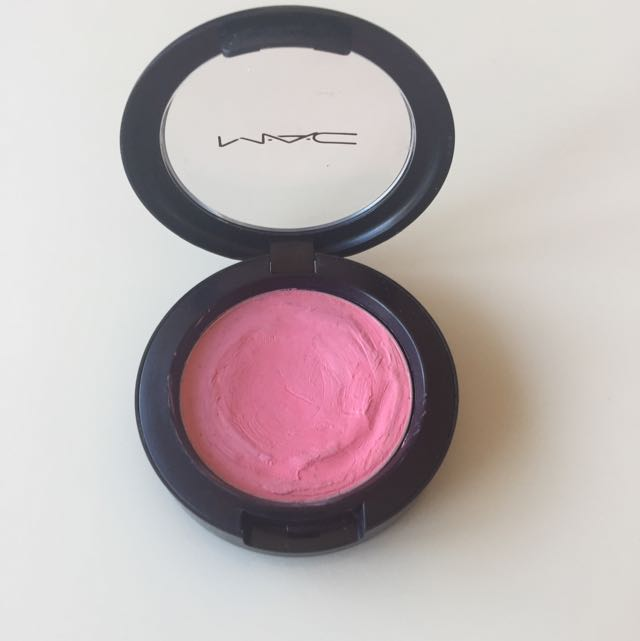 "MAC ""So Sweet So Easy"" Cremeblend Blush"