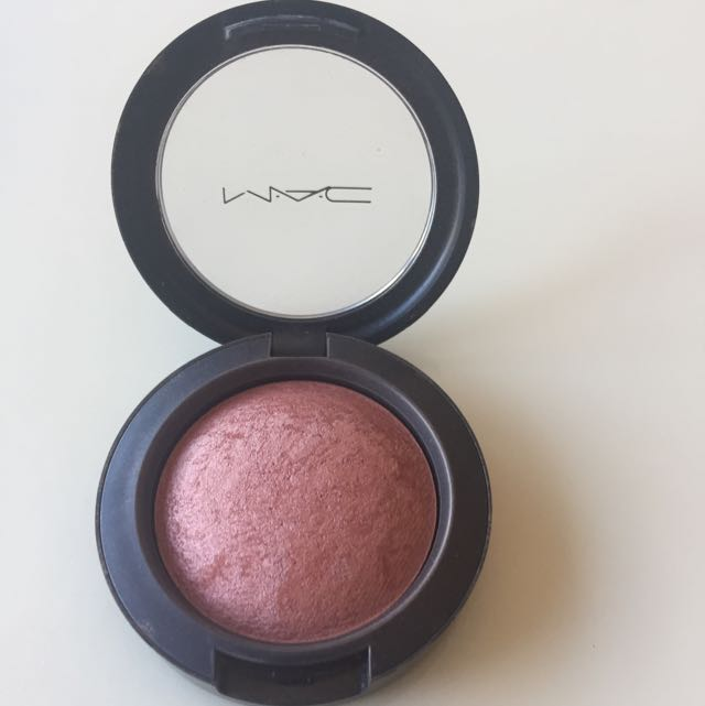 "MAC ""Superduper Natural"" Mineralize Blush"