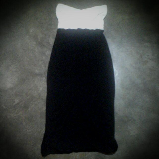 Repriced - Madeben Tube Dress