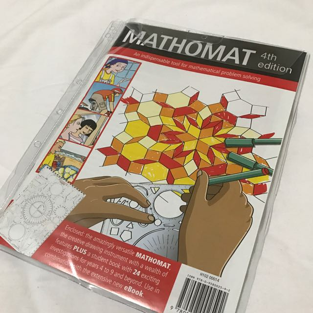 Mathomat 4th edition