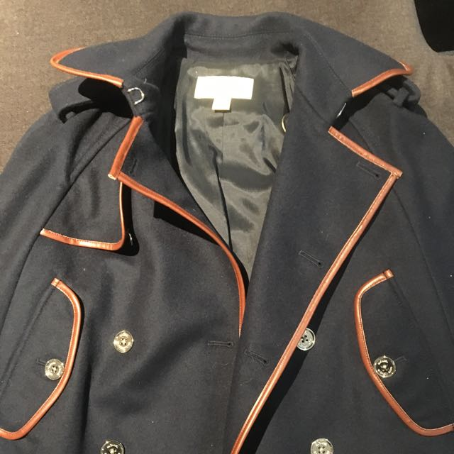 Michael Kors cape Size Xs