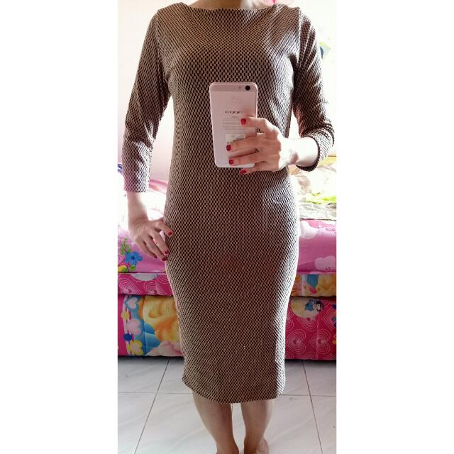 Midi Dress Bodycon
