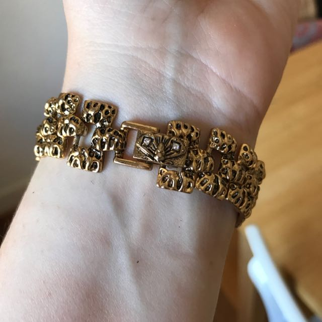 Mimco Gold Coloured Bracelet