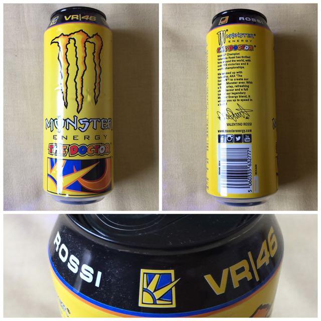 Monster Energy VR46