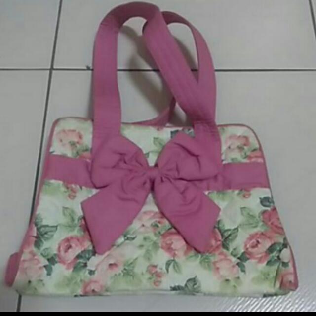 泰國帶回全新naraya手提包