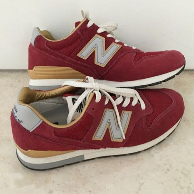 best cheap a8b13 a9dbe New Balance Rev Lite 996 Red Shoe