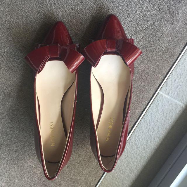 Nine West Bowtie Shoes